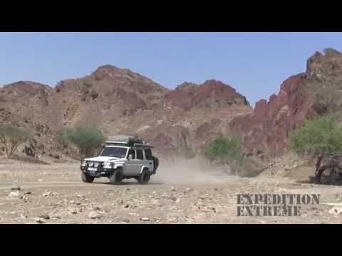Wadi Shawka to Al Aqah Beach Fujairah Expedition X