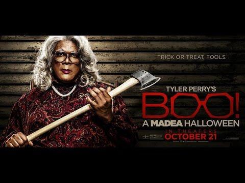 Movie Review: Boo! A Madea Halloween