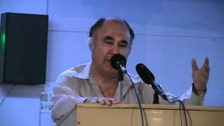 Sardar Sadat Ali at Azmat-e-Shohada Conference Part 01