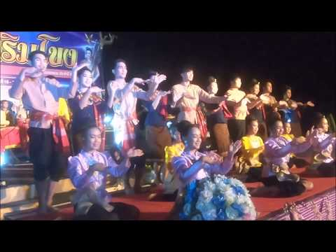 Traditional dance of Thailand part 3 - Thai dance