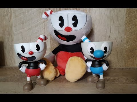 Cuphead Funko Plushies and Vinyl Figures Review