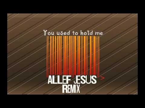 Calvin Harris - You Used To Hold Me (Allef Jesus Remix)