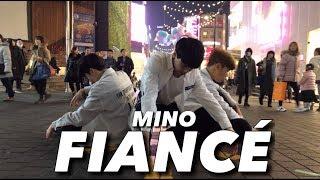 명동이 뒤집어진 이유?? MINO 송민호 - 아낙네 FIANCÉ | Dance Cover(댄스커버) By.GDMCREW