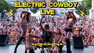 Electric Cowboy (Live)- Denver PrideFest 2019