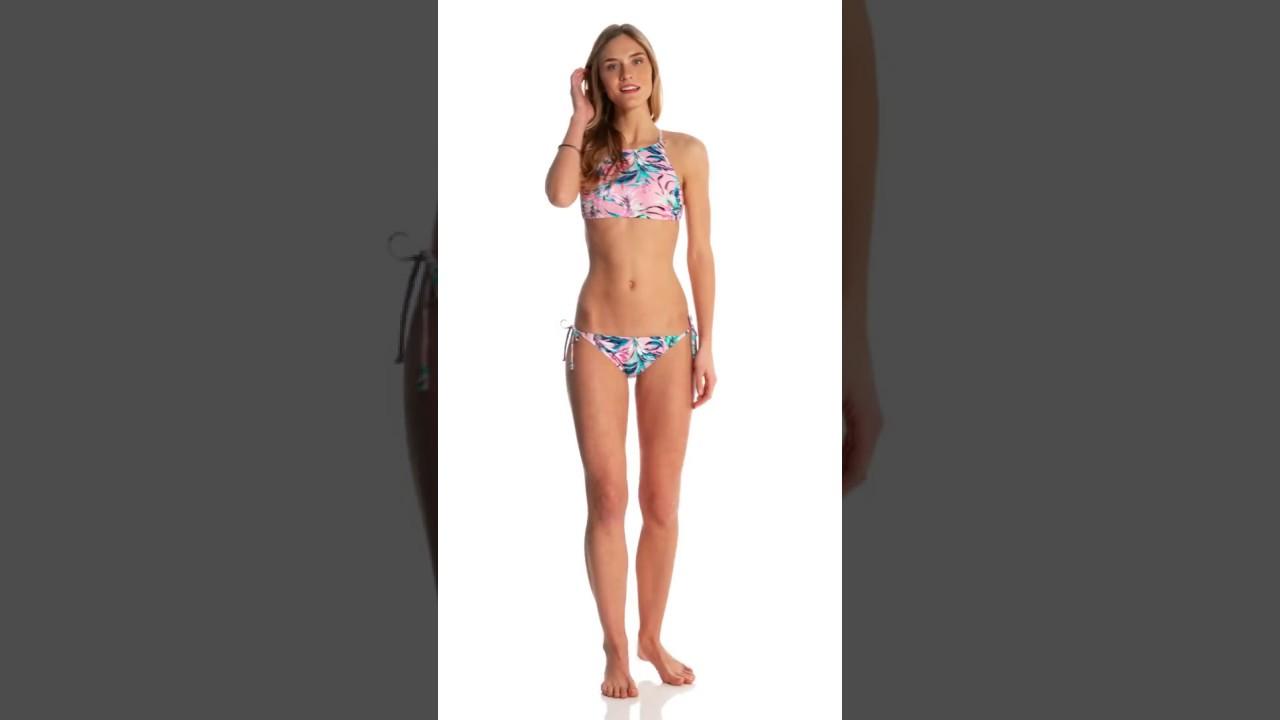 76adb87a5ff4 Hot Water Swimwear Bora Bora Tie Side Bikini Bottom | SwimOutlet.com