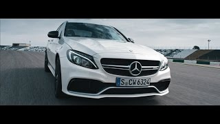 "Mercedes-Benz TV: Highsnobiety x Mercedes-AMG C 63: ""The Sound of Pure Performance""."
