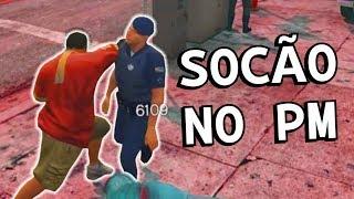 GORDÃO SURROU O PM | GTA RP 💥 👌🏼😎⚡🤡💯💥