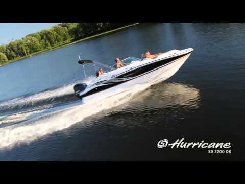 2014 Hurricane SunDeck Series Video