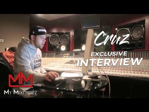 "Meek Mill's Engineer - Cruz ""I came from dropping everything"""