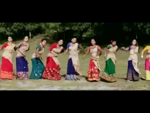 Nahid Latest Bihu Song BORNOI SAPORI
