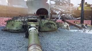 Война Россия Украина Донбас- музей под открытым небом! Днепр 2018