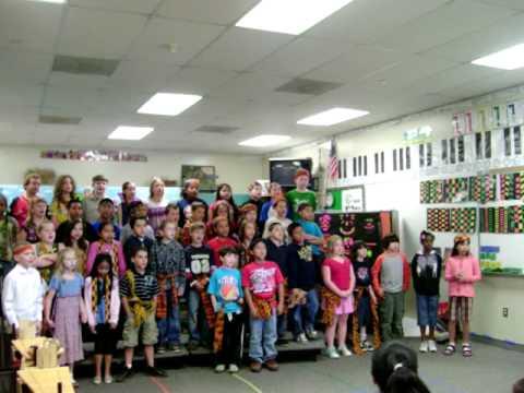 Armin Jahr Elementary School Play  5.28.2009