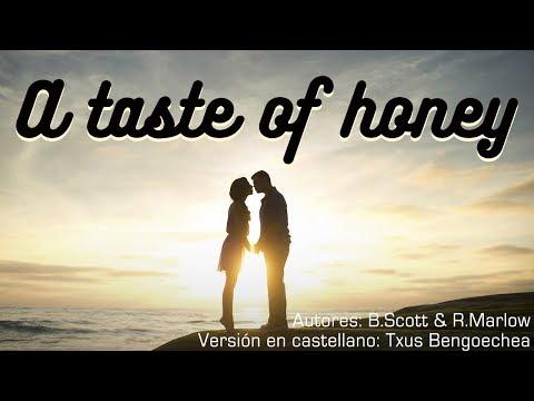 A taste of honey. The Beatles. Adaptación al castellano. Versión española. Karaoke
