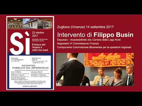 Conferenza Referendum a Zugliano