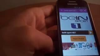 بي ان سبورت مجانا على هاتفك الاندرويد و بعض القنوات العربية بجودة عالية و بدون انقطاع