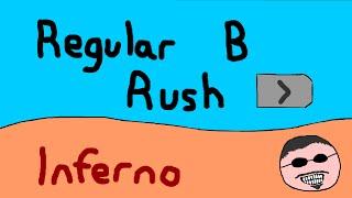 B Inferno Acele CSGO Animasyon / Çizgi film.