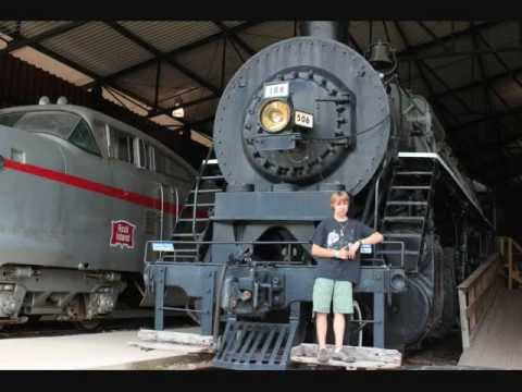 National Railroad Museum >> National Railroad Museum Green Bay Wi Youtube