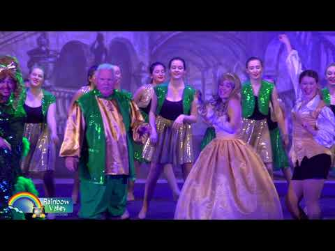 Owen Money Pantomime Jack and the Beanstalk Finale  'Came Here For Love'
