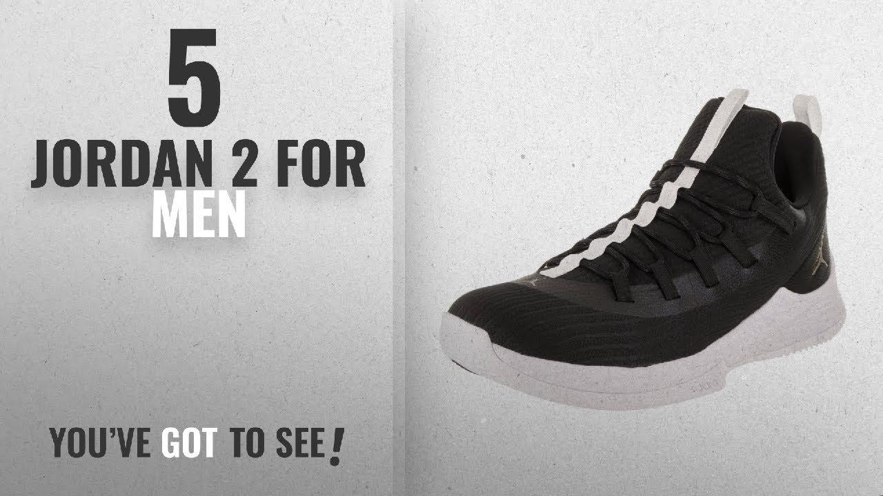 680545de6b429b Top 10 Jordan 2  2018    Jordan Nike Men s Ultra Fly 2 Low Black ...