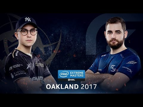 CS:GO - NiP vs. SK [Inferno] Map 3 - Semifinal - IEM Oakland 2017