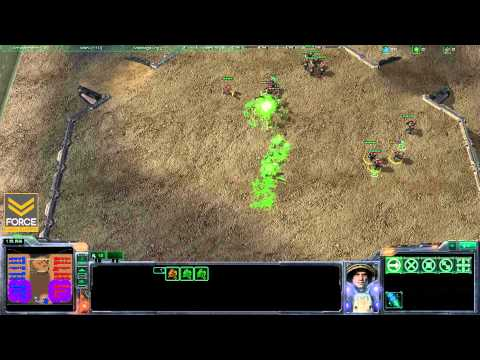 StarCraft 2 - Like A Boss: Marine Splitting vs Banelings - Strategy
