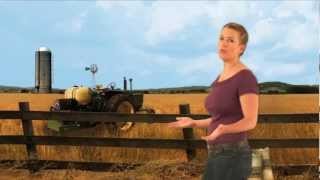 Anna Lappé & Food MythBusters -- Do we really need industrial agriculture to feed the world?