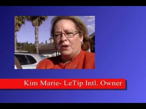 Kim Marie Branch-Pettid, Owner/LeTip International