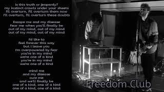 ☽‡☾ FREEDOM CLUB - Untitled (Mind me) [2019]