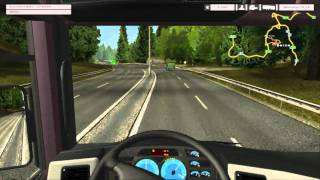 Big Rig Europe Gameplay