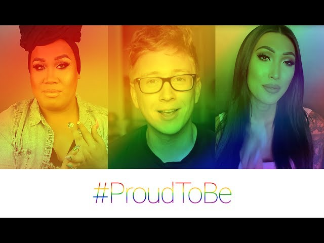 The VisualizED #ProudToBe: Celebrate Brave Voices this Pride Youtube Videos