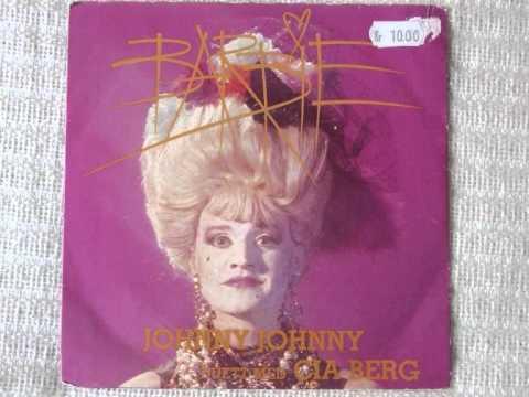 """BARBIE sjunger """"Johhny Johnny"""". Duett med Cia Berg"""