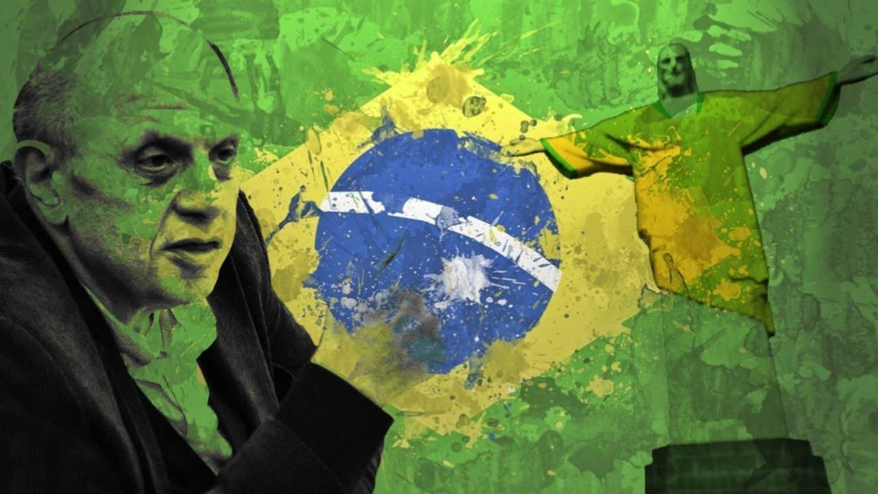 ლევან ბერძენიშვილი ► ბრაზილია, ღმერთი, ფეხბურთი და პოლიტიკა