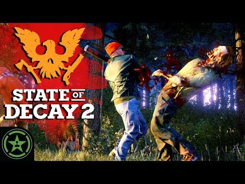 Flapping the Car - Let's Play - State of Decay 2