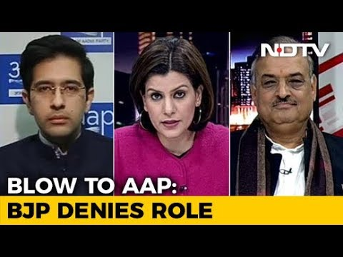 20 AAP Lawmakers Disqualified Is The Move Justified?