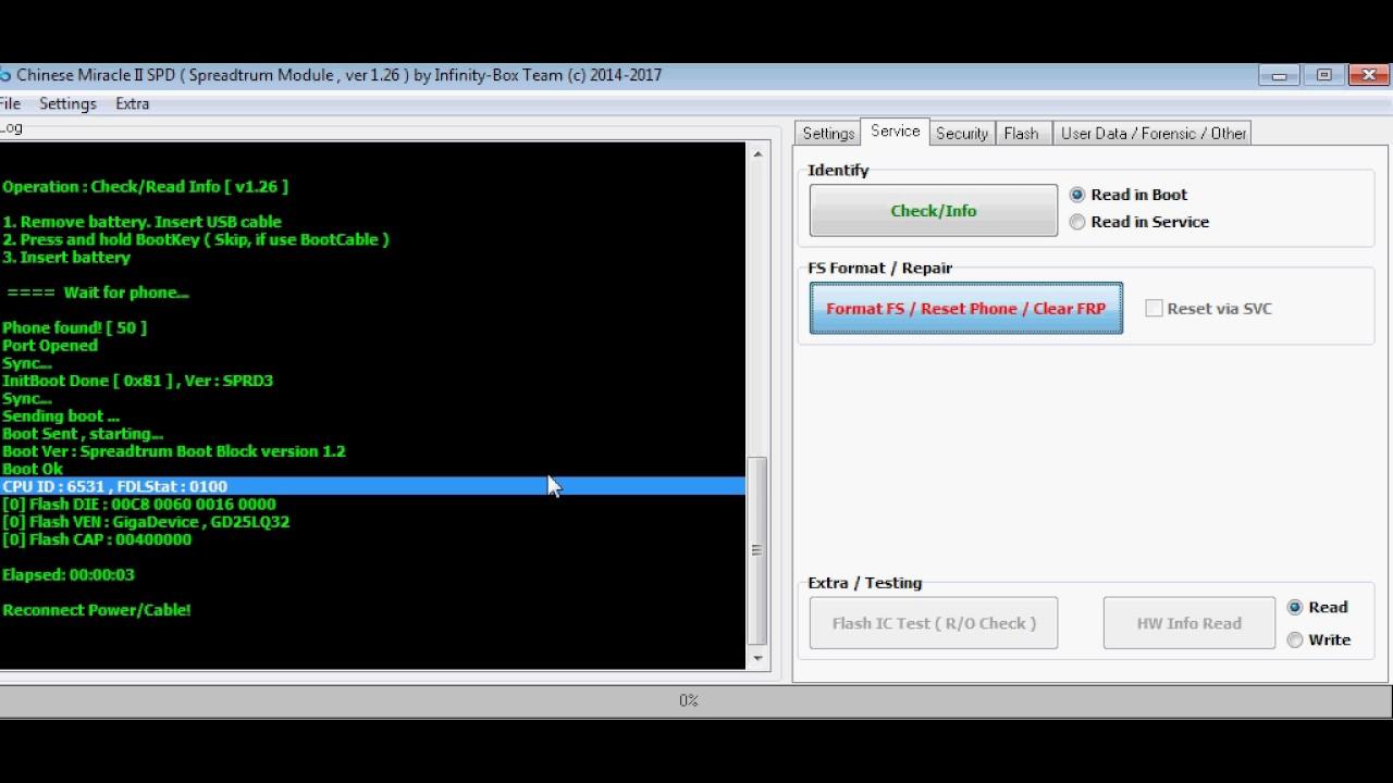 Kechaoda K113 Password reset Full format Unlock user code