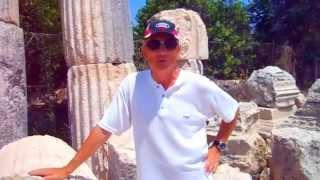 Мерсин.  Храм Зевса. Помпеи-город.(, 2014-07-27T04:59:22.000Z)