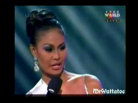 Miss Mexico 2010 Internet Q & A