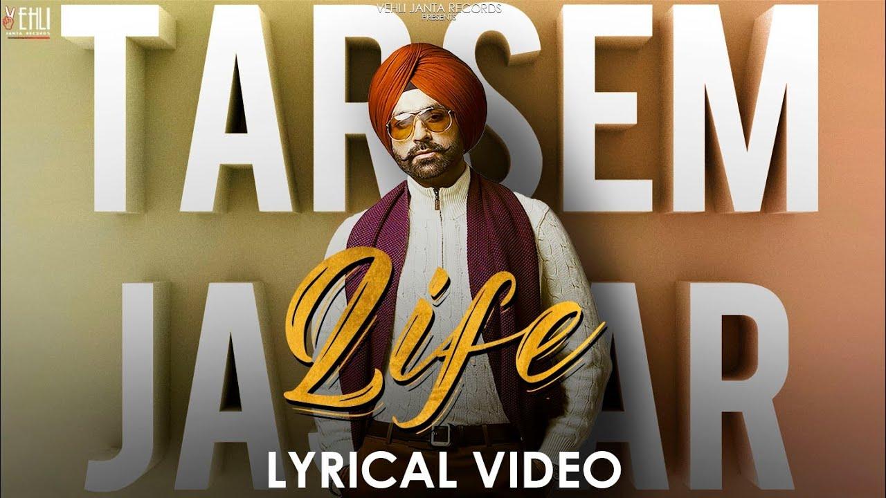 LIFE (Lyrical Video) Tarsem Jassar | Western Pendu | New Punjabi Songs 2020 (NewSongsTV.com) | Vehli Janta Records