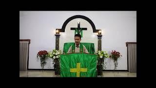 Ibadah Cawisan Perjamuan Kudus Pembangunan