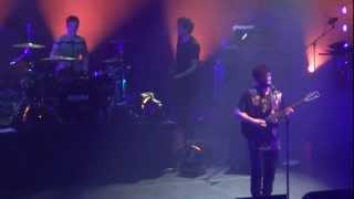 FOALS - MILK & BLACK SPIDERS - LIVE PARIS @ OLYMPIA - 25/03/2013
