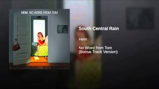 South Central Rain