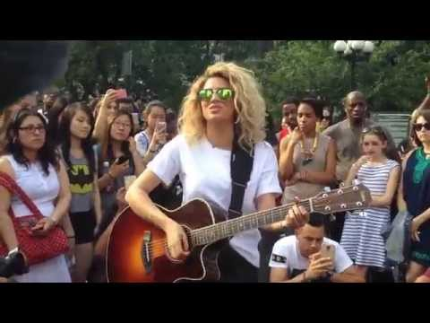 Should've Been Us Tori Kelly #FindToriNYC