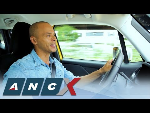 Driving with 2018 Jeep Renegade | ANC-X REV