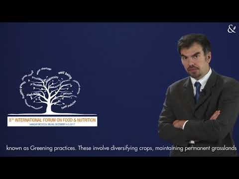 Danilo Bertoni - 8th International Forum on Food and Nutrition (ENG)