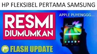 SAMSUNG INFINITY FLEX DISPLAY INDONESIA   RESMI DIUMUMKAN   GALAXY F SERIES ? #FlashUpdate