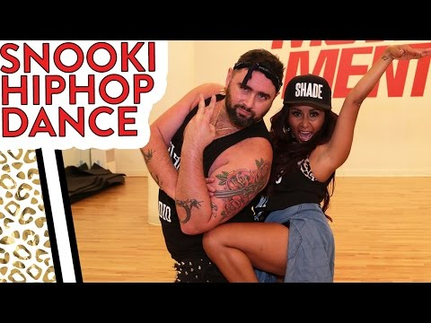 Snooki tries Hip Hop!