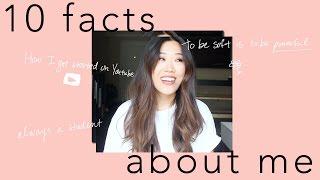10 Random Facts About Me | amyvagabondd