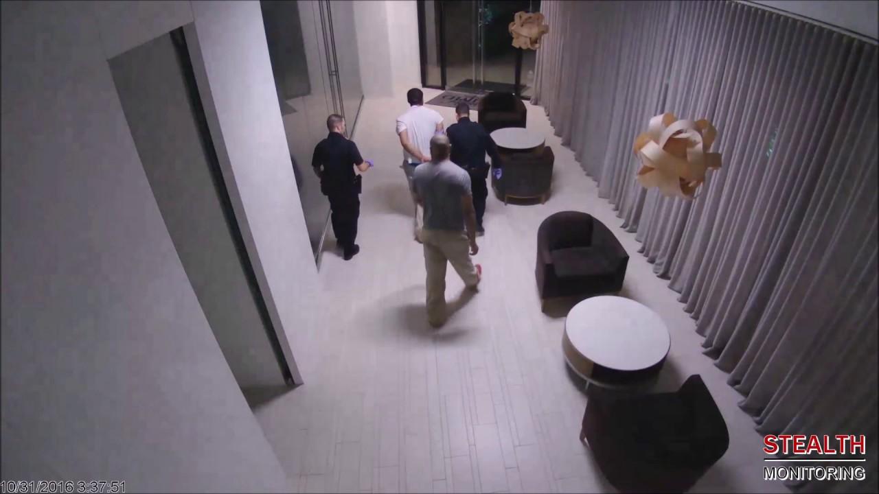 Office Security Operators Help Dallas Police Locate Suspect