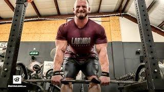 Learn to Love Back Day | Road to JR USA: Hunter Labrada Bodybuilding Prep Series - Ep 5