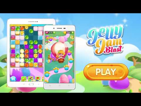 Jelly Jam Blast - Match 3 Games & Free Puzzle Game - by Avid ly
